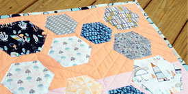 Indian Summer Mini Quilt