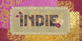 Indie Fabric Collection by Pat Bravo