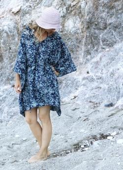 Summer Voile Kaftan by Katarina Roccella
