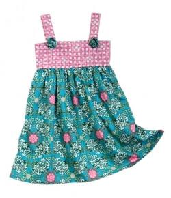 The Little Dress by Pat Bravo