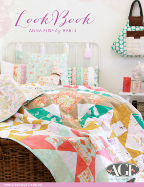 Anna Elise Fabric Lookbook with Projects