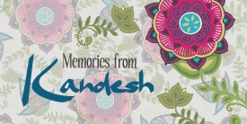 Memories from Kandesh Fabric Collection by Pat Bravo