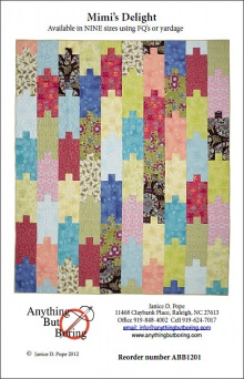 Mimi's Delight Quilting Patterns