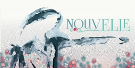 Nouvelle Fabric Collection by Pat Bravo