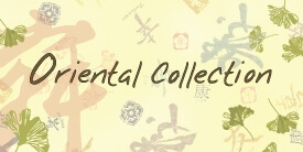 Oriental Collection Fabric Collection by Pat Bravo