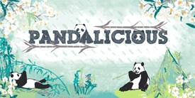 Pandalicious Fabric Collection by Katarina Roccella