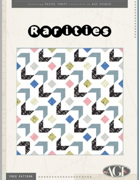 Rarities Quilt by AGF Studio