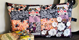 Rock Garden Lounge Pillow