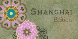 Shanghai Edition Fabric Collection by Pat Bravo