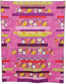 Strip Easy By Daisy & Dell Quilt Design