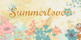Summerlove Fabric Collection by Pat Bravo