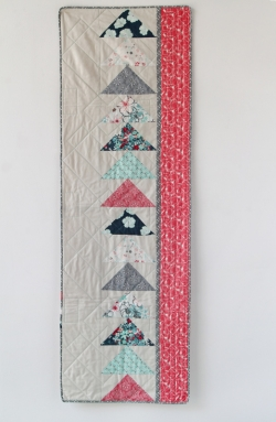 Volant Table Runner by AGF Studio