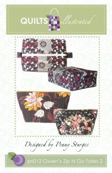 Gwen's Zip N Go Totes By Quilts Illustrated