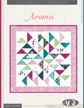 Aroma Quilt by AGF Studio