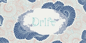 Drift Fabric Collection by Angela Walters