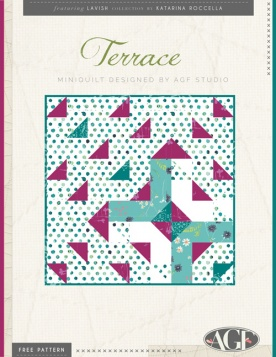 Terrace Quilt by AGF Studio