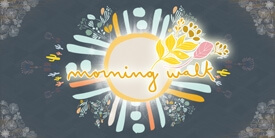 Morning Walk Fabric Collection by Leah Duncan