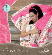 Nouvelle Quilt By Pat Bravo