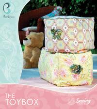 The Toybox By Pat Bravo