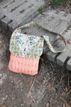 Winged Handbag