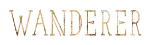 Wanderer by April Rhodes