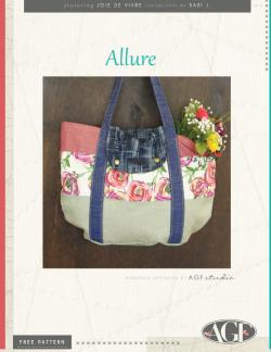 Allure Handbag by AGF Studio
