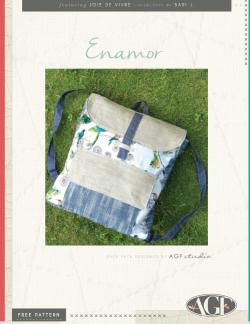 Enamor Bag Pack by AGF Studio