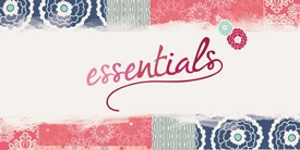 Essentials Fabric Collection by Pat Bravo