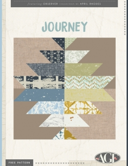 Journey Pillow by AGF Studio