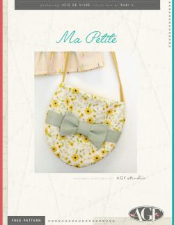 Ma Petite Handbag by AGF Studio