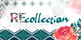 Recollection Fabric Collection by Katarina Roccella