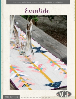 Eventide Table Runner by AGF Studio