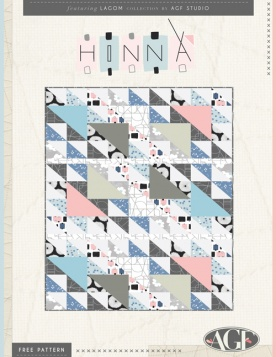 Hinna Quilt by AGF Studio