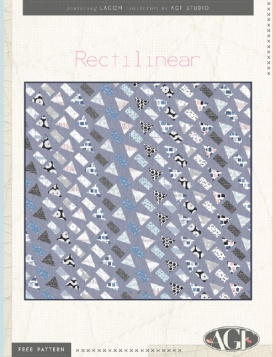 Rectilinear Quilt by AGF Studio