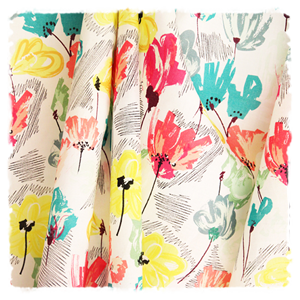 Voile Fabric Collection