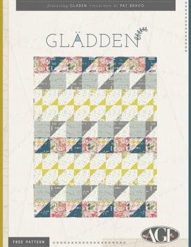 Gladden Quilt by Pat Bravo