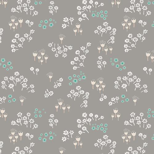 Nursery fabric littlest fabric collection for agf for Grey nursery fabric