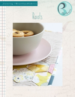 Roots Placemat Free Sewing Pattern by Pat Bravo
