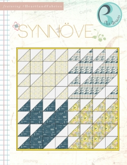 Synnove Mini Quilt Free Pattern