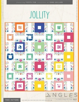 Jollity Quilt by AGF Studio