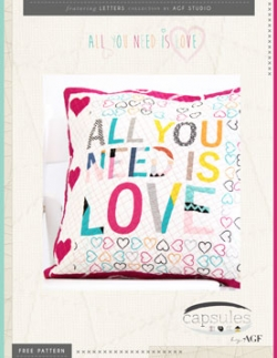 All-you-need-is-love-Pillow-Pattern