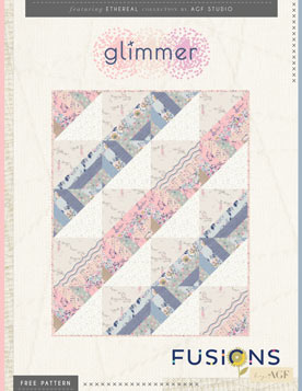 Glimmer Quilt by AGF Studio