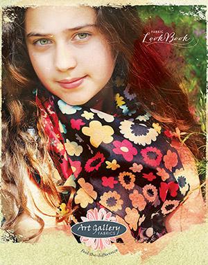 Art Gallery Fabrics LookBook