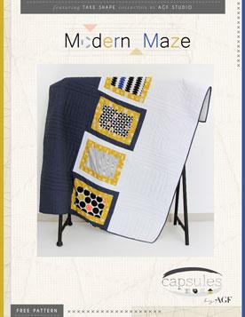 Modern Maze by AGF Studio