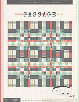 Passage Quilt by AGF Studio