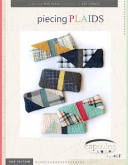 Piecing-Plaids-Clutch-Pattern