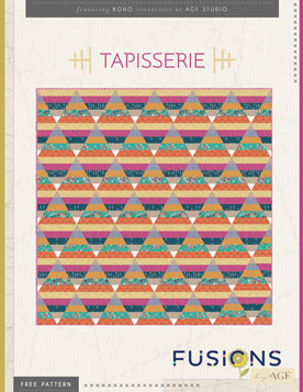 Tapisserie Quilt by AGF Studio