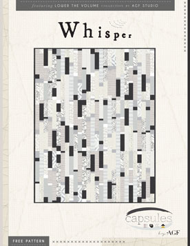 Whisper Quilt by AGF Studio