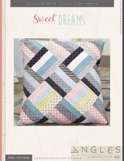 Sweet Dreams Pillow by AGF Studio