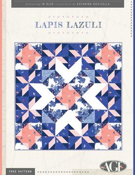 Lapis Lazuli by Katarina Roccella
